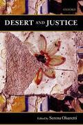 Olsaretti |  Desert and Justice | Buch |  Sack Fachmedien
