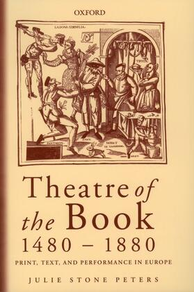 Peters | Theatre of the Book 1480-1880 | Buch | sack.de