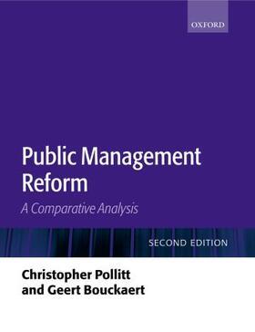 Pollitt / Bouckaert | Public Management Reform | Buch | sack.de