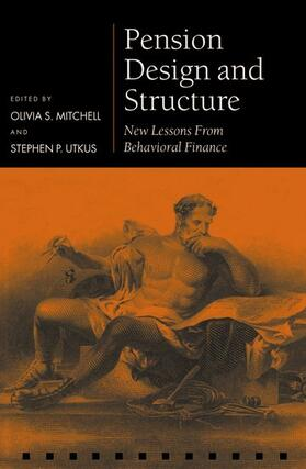 Mitchell / Utkus | Pension Design and Structure | Buch | sack.de