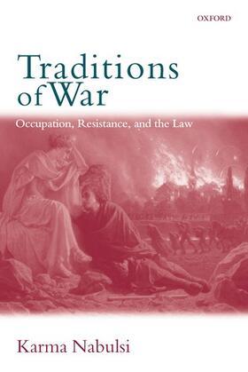 Nabulsi | Traditions of War | Buch | sack.de