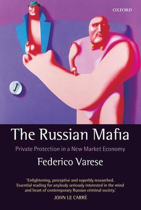 Varese   The Russian Mafia   Buch   sack.de