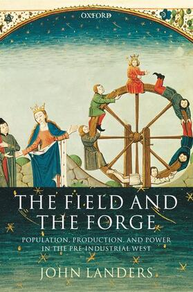 Landers | The Field and the Forge | Buch | sack.de