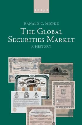 Michie | The Global Securities Market | Buch | sack.de