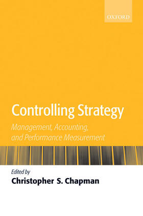 Chapman | Controlling Strategy | Buch | sack.de