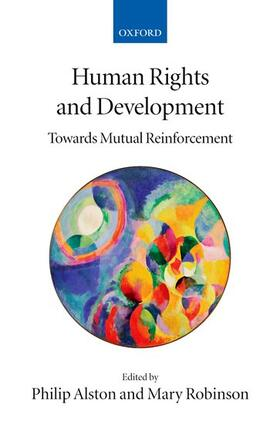 Alston / Robinson | Human Rights and Development | Buch | sack.de