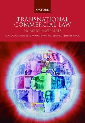 Goode / Kronke / McKendrick | Transnational Commercial Law | Buch | sack.de