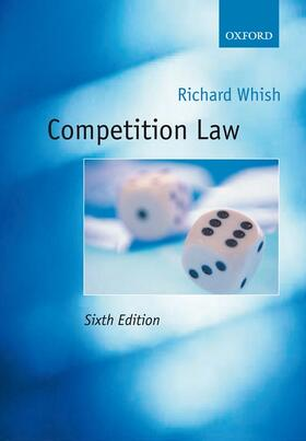 Whish | Competition Law | Buch | sack.de