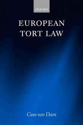 van Dam | European Tort Law | Buch | sack.de