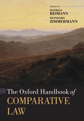 Reimann / Zimmermann | The Oxford Handbook of Comparative Law | Buch | Sack Fachmedien