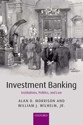Morrison / Wilhelm, Jr.   Investment Banking   Buch   sack.de