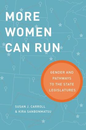 Carroll / Sanbonmatsu   More Women Can Run   Buch   sack.de