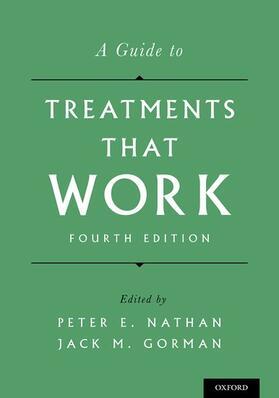 Nathan / Gorman   GT TREATMENTS THAT WORK REV/E   Buch   sack.de