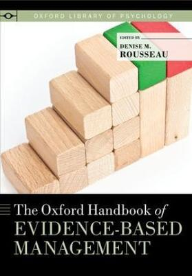 Rousseau | The Oxford Handbook of Evidence-Based Management | Buch | sack.de
