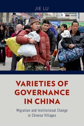 Lu | Varieties of Governance in China | Buch | sack.de