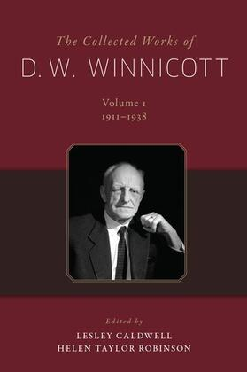 Caldwell / Taylor Robinson | The Collected Works of D. W. Winnicott, 12 Vols. | Buch | sack.de