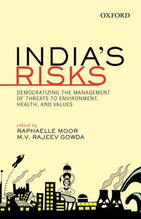 Moor / Gowda   India's Risks   Buch   sack.de