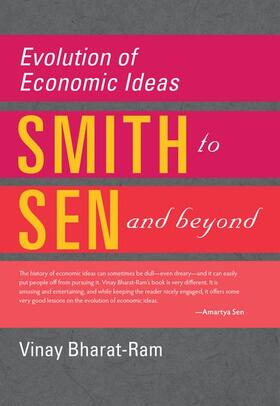 Bharat-Ram | Evolution of Economic Ideas: Adam Smith to Amartya Sen and Beyond | Buch | sack.de