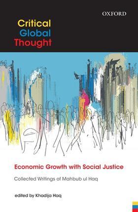 Haq | Economic Growth with Social Justice | Buch | sack.de