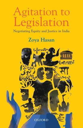 Hasan | Agitation to Legislation | Buch | sack.de