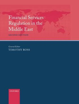 Ross | Financial Services Regulation in the Middle East | Buch | sack.de