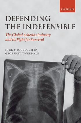 McCulloch / Tweedale   Defending the Indefensible   Buch   sack.de