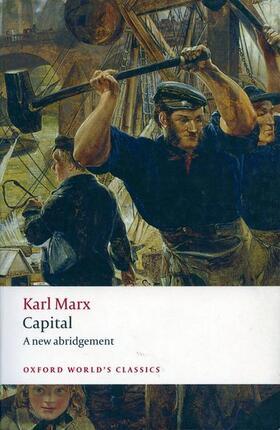 Marx / McLellan   Capital   Buch   sack.de