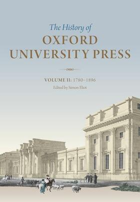 Eliot | The History of Oxford University Press: Volume II | Buch | sack.de
