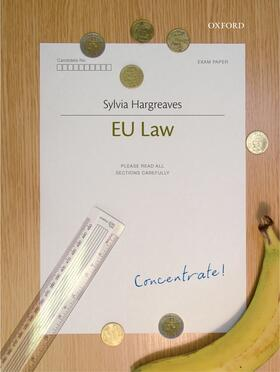 Hargreaves | EU Law Concentrate | Buch | Sack Fachmedien