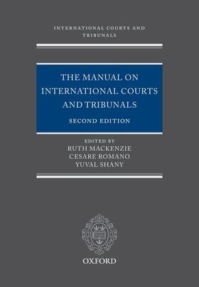 Mackenzie / Romano / Sands | The Manual on International Courts and Tribunals | Buch | sack.de