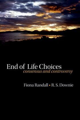 Randall / Downie   End of life choices   Buch   sack.de