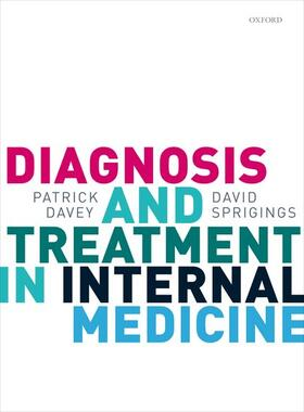 Davey / Sprigings | Diagnosis and Treatment in Internal Medicine | Buch | sack.de