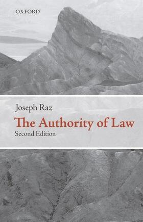 Raz | The Authority of Law | Buch | sack.de