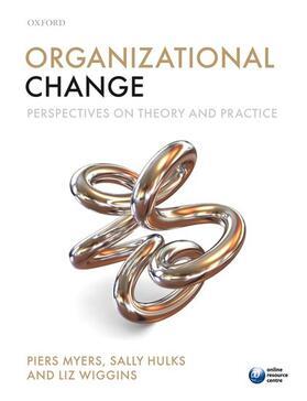 Myers / Hulks / Wiggins | Organizational Change | Buch | sack.de