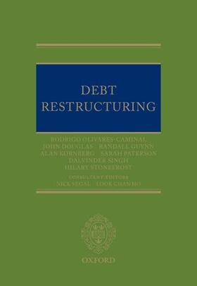 Olivares-Caminal / Douglas / Guynn   Debt Restructuring   Buch   Sack Fachmedien