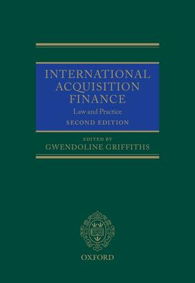 Griffiths | International Acquisition Finance | Buch | sack.de