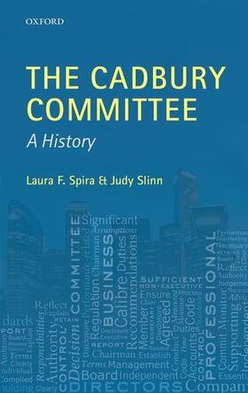 Spira / Slinn | The Cadbury Committee | Buch | sack.de