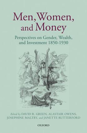 Green / Owens / Maltby | Men, Women, and Money | Buch | sack.de
