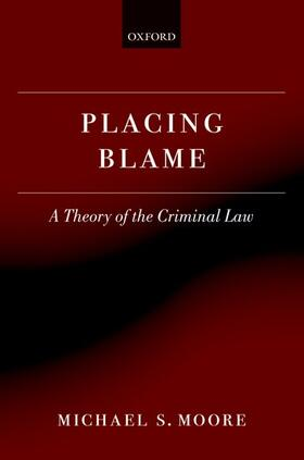 Moore | Placing Blame | Buch | sack.de