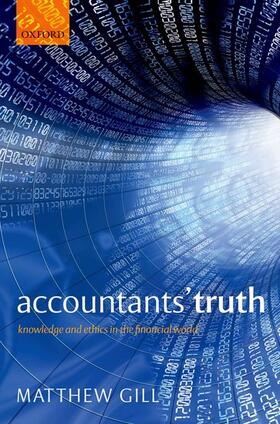 Gill | Accountants' Truth | Buch | sack.de