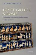 Freeman |  Egypt, Greece, and Rome | Buch |  Sack Fachmedien