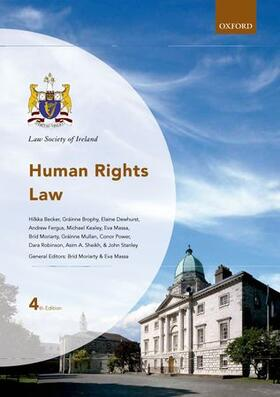 Moriarty / Massa | Human Rights Law | Buch | sack.de