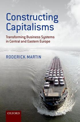 Martin | Constructing Capitalisms | Buch | sack.de