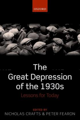Crafts / Fearon | The Great Depression of the 1930s | Buch | sack.de