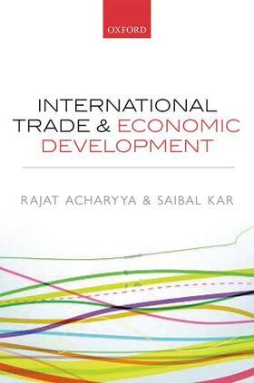 Acharyya / Kar   International Trade and Economic Development   Buch   sack.de