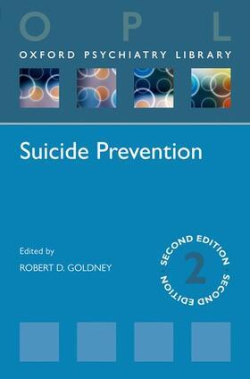 Goldney   Suicide Prevention   Buch   sack.de