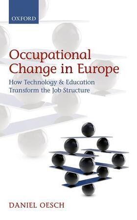 Oesch   Occupational Change in Europe   Buch   sack.de