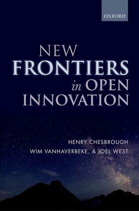 Chesbrough / Vanhaverbeke / West | New Frontiers in Open Innovation | Buch | sack.de