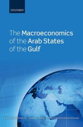 Fayad / Prasad / Espinoza | The Macroeconomics of the Arab States of the Gulf | Buch | sack.de