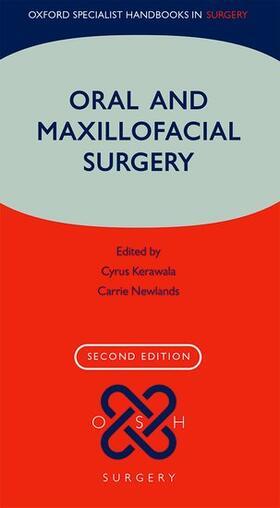 Newlands / Kerawala   Oral and Maxillofacial Surgery   Buch   sack.de